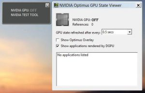 Nvidia optimus tools